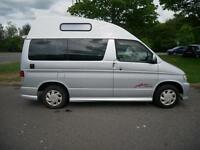 Mazda Bongo Hi-Top 4 Berth Campervan