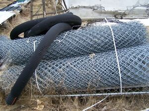 Link wire fence for sale