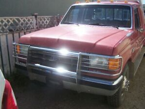 1988 Ford, F350 dually