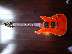 Clearing out gear! Schecter Omen Extreme - Pedals - Pickups
