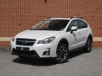 2016 16 Subaru XV 2.0 D SE Premium AWD 5dr (White, Diesel)