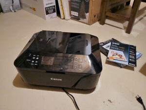 Printer and Scanner, great condition! Canon