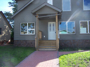 Main floor of lovely home in Vegreville for rent or lease to own