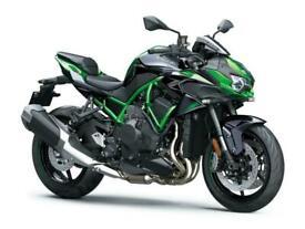 New 2021 Kawasaki Z-H2 Supercharged Naked **£1,000 DEPOSIT PAID** GREEN