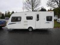 Sterling Eccles Sapphire 5 Berth Touring Caravan