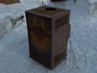Convection oil furnace