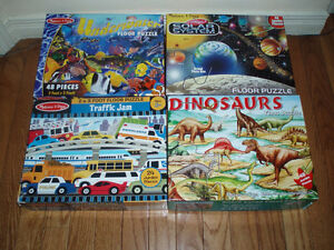 Floor Puzzles, Wooden Puzzle & more Age 3+