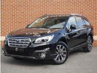 BRAND NEW Subaru Outback 2.5i SE LinearTronic 5dr (Black, Petrol)