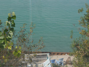 GRAND BEND LUXURY WATERFRONT COTTAGE FOR MONTHLYRENTAL TILL JUNE