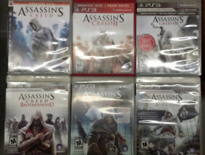 Assassin's Creed Collection  $30