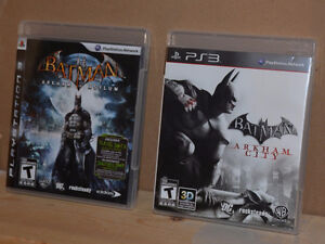 Batman - Arkham Asylum, Arkham City