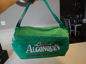 Vintage Brewerania Algonquin Soft Pack Cooler from early 90's