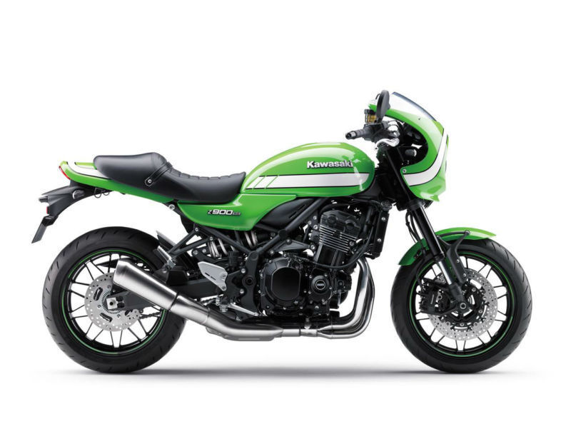 Pre Registered 2018 Kawasaki Z900rs Cafe Racer Retro Motorcycle