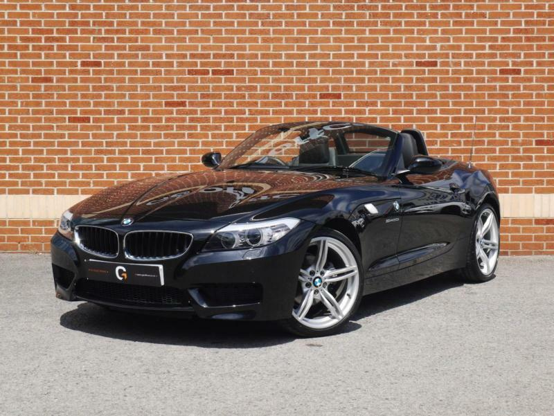 2012 62 bmw z4 2 0 20i m sport sdrive 2dr black petrol in ripley derbyshire gumtree. Black Bedroom Furniture Sets. Home Design Ideas