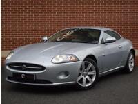 2008 08 Jaguar XK 4.2 V8 2dr (Silver, Petrol)