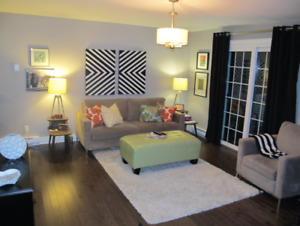Renovated 3 Bedroom House Available Immediately