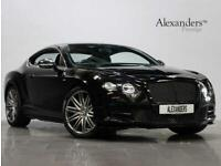 2015 Bentley Continental 6.0 W12 GT Speed Auto 4WD 2dr Coupe Petrol Automatic