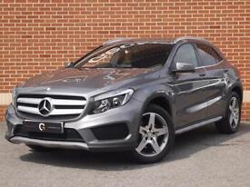 2015 15 Mercedes-Benz GLA Class 2.1 GLA220 CDI AMG Line 4-MATIC (Grey, Diesel)