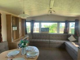 3 BED STATIC CARAVAN FOR SALE NORTH WALES, CENTRAL HEATED, FREE 2021 SITE FEES