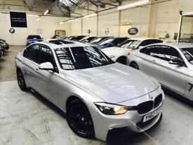 2012 BMW 3 Series 2.0 320d M Sport Saloon 4dr Diesel Automatic (start/stop)