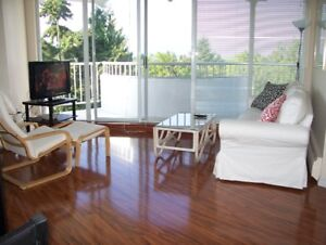1 Bedroom VIEW APARTMENT, Furnished - UBC in West Point Grey
