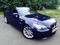 2005 BMW M5 5.0 SMG 4dr