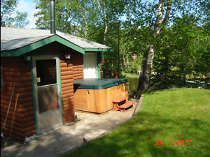 West Hawk Cabin Rental