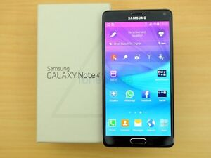 SAMSUNG GALAXY NOTE 4 ** BRAND NEW IN BOX ** WIND +MOBILICITY