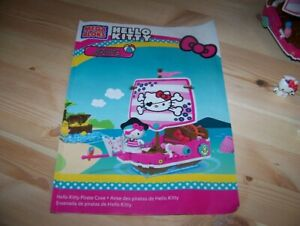Hello Kitty Pirate Cove Lego Set
