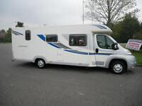 BAILEY Approach 740SE 4 Berth Motorhome Peugeot BOXER 335 ZUCKOFF TL HDI