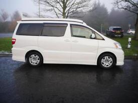 Toyota Alphard 7 Seater MPV