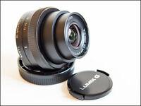 Panasonic 12-32mm for m43 super sharp