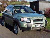 2005 Land Rover Freelander 1.8 XEi Special Edition Hard Top 3dr