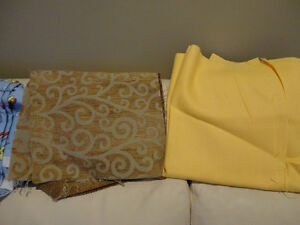 Large Amount Fabric for sale - Quilts, Dresses, Scarves & Crafts Kitchener / Waterloo Kitchener Area image 4
