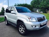 2009 Toyota Land Cruiser 3.0 D-4D Invincible SUV 5dr Diesel Automatic (224