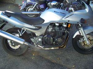 2004 Kawasaki ZRH 750