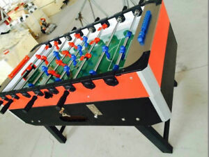 Coin Operated Foosball table, new in box