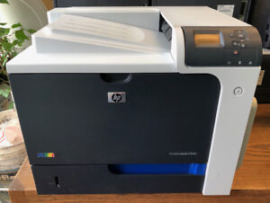 HP Color LaserJet CP4525 Enterprise Laser Printer *New Toner*