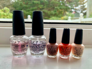 Nail Polish/Top Coat/Base Coat - O.P.I