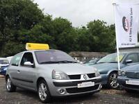 2005 54 Renault Clio 1.2 16v ( a/c ) Dynamique**42k miles only**