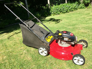 Sexy Red Lawnmower