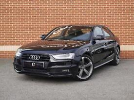 2013 63 Audi A4 2.0 TDI Black Edition 4dr (Black, Diesel)