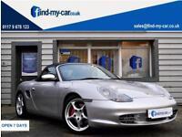 2003 53 Porsche Boxster S 3.2 Anniversary Edition With FSH & BOSE