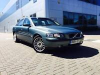 2004 54 Reg Volvo S60 2.4TD D5 SE Auto saloon + LEATHER + Nice spec