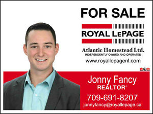 1 Acre Waterfront Vacant Lot in Bellevue FOR SALE St. John's Newfoundland image 6