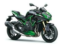 New 2021 Kawasaki Z H2 SE Supercharged**IN STOCK**GREEN*SKYHOOK SUSPENSION*