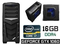 NEW Core i7-6700K, GTX 970, 16GB, SSD, 1TB Gaming PC Desktop Computer