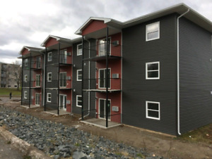 1 bedroom for rent in a 2 bedroom condo Oromocto (102 Hersey St)