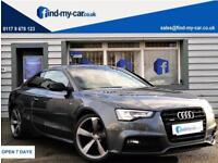 2015 15 Audi A5 2.0 TDI Black Edition Plus Coupe Quattro