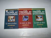 Les années du silence série de Louise Tremblay-D'Essiambre
